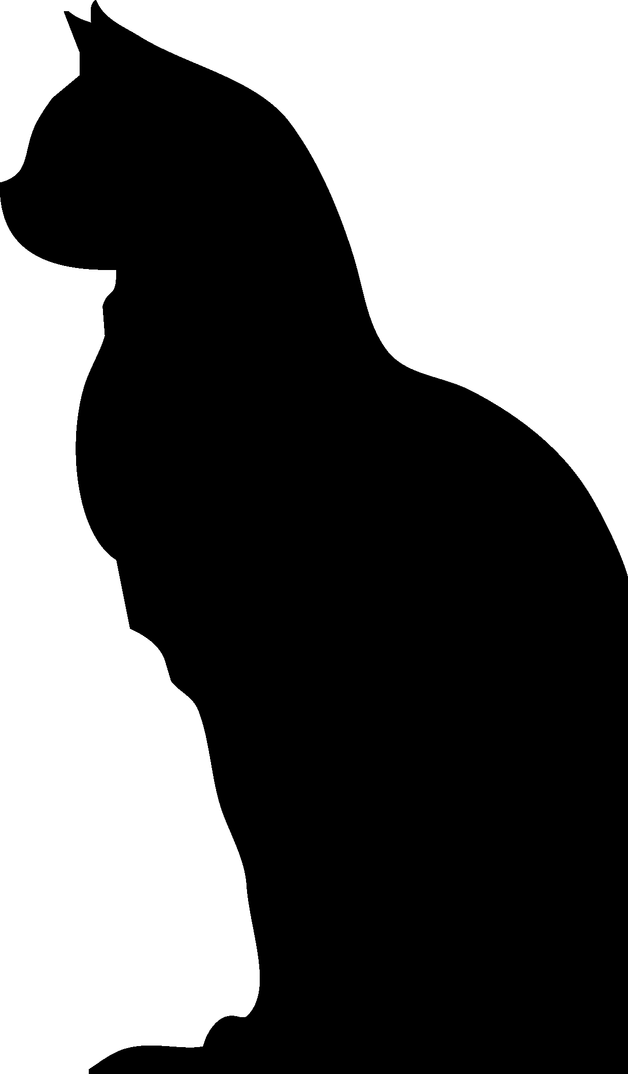 High-quality Black Cat Cliparts For Free! image #30375