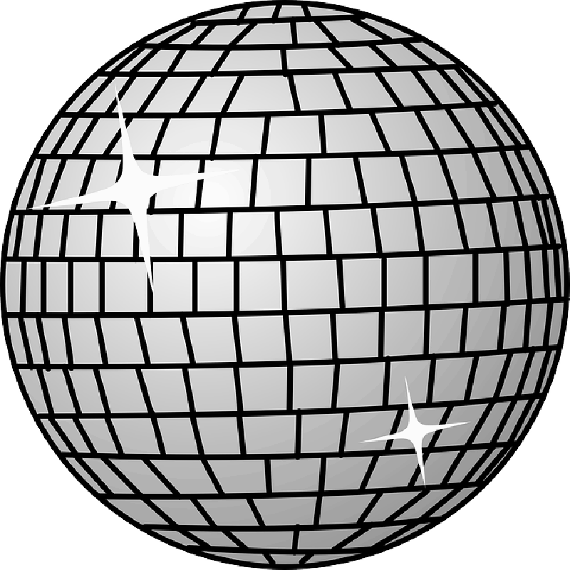 Black Disco Dance Icon Png image #14186