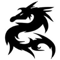 Black Dragon Icon image #35554