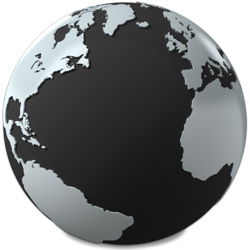 e4f21f5e81 Black globe world png  3005 - Free Icons and PNG Backgrounds