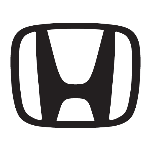 black honda h logo png