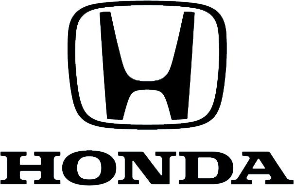 Black Honda Logo Png Images image #44810