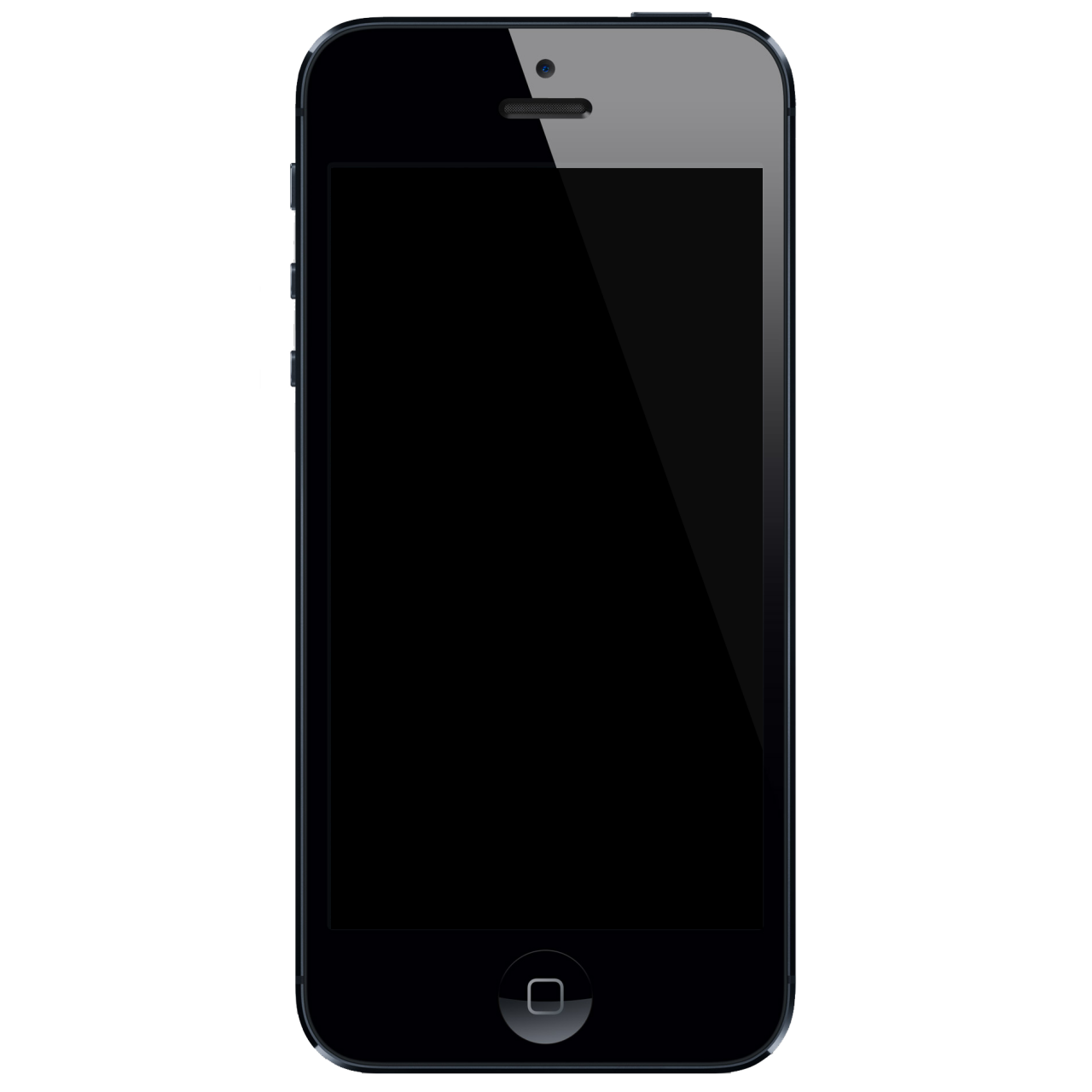 Black Iphone 7 Png image #34206
