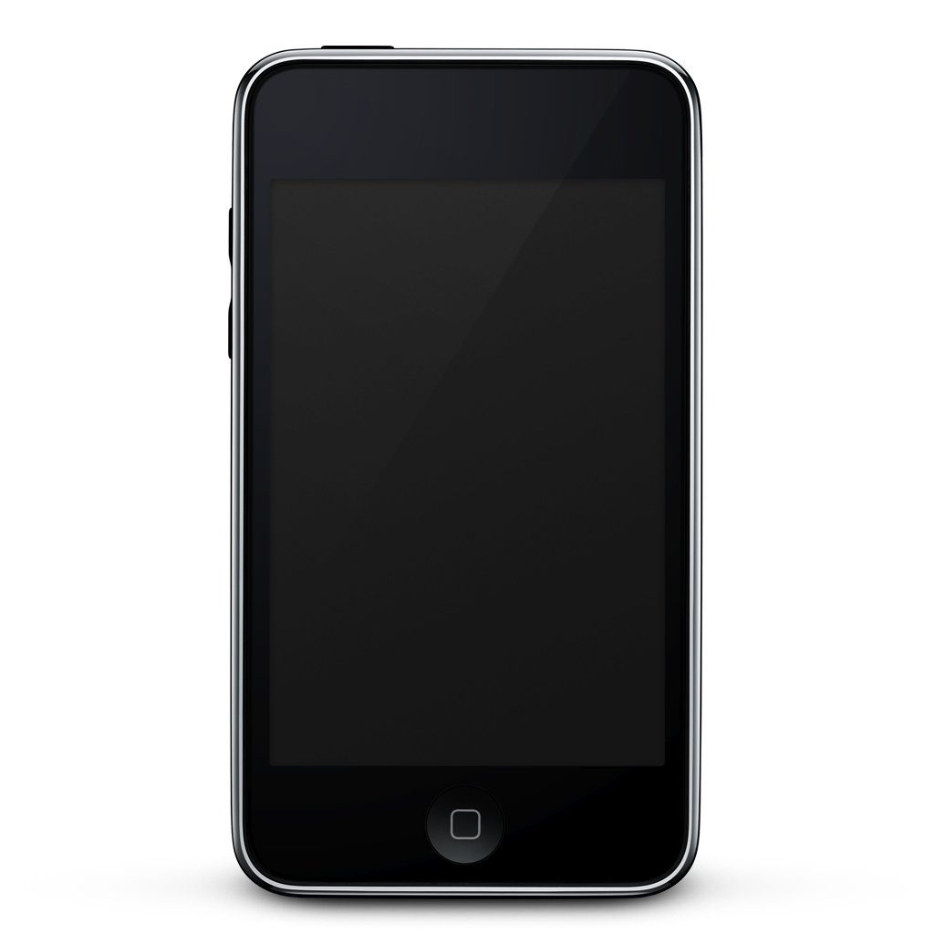 Black iPod Icon