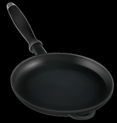 Black Pan PNG Clipart