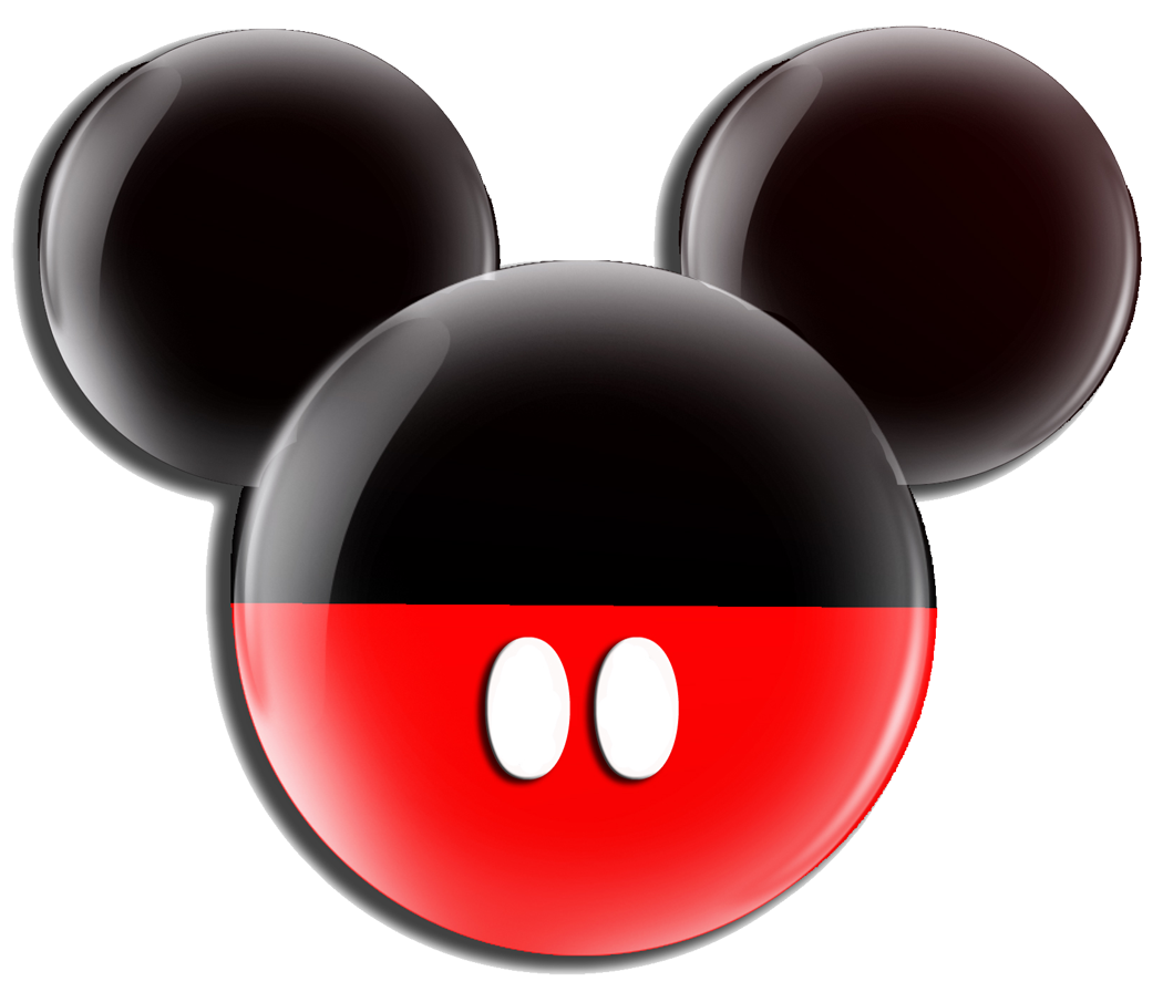 Black Red Mickey Mouse Icon image #12196