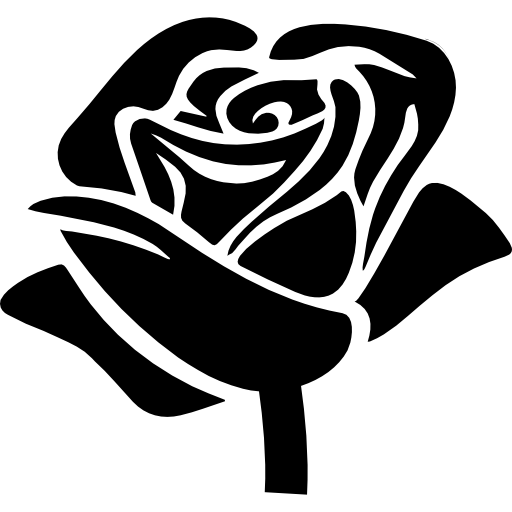 Black Roses Icon 13896 Free Icons And Png Backgrounds