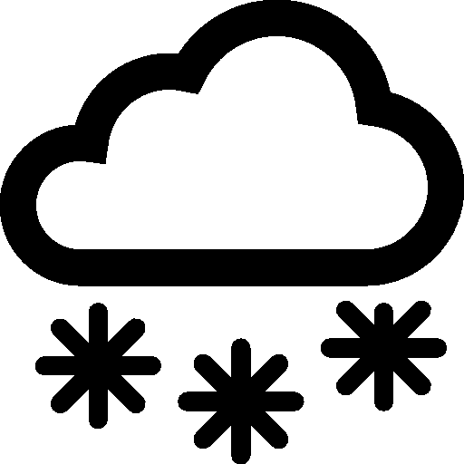 Black Snow Icon image #31374