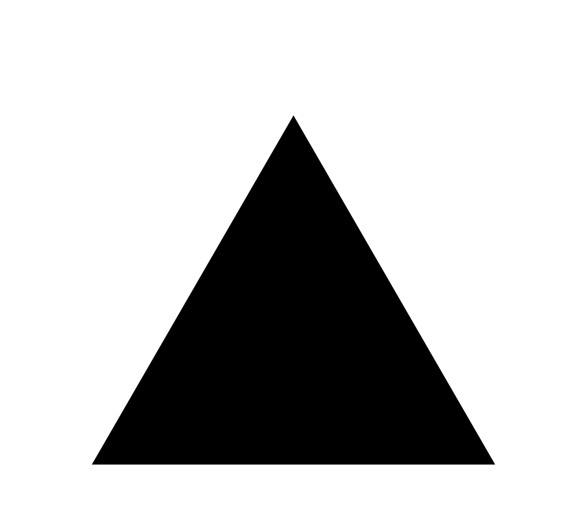 Black Triangle Png image #42423