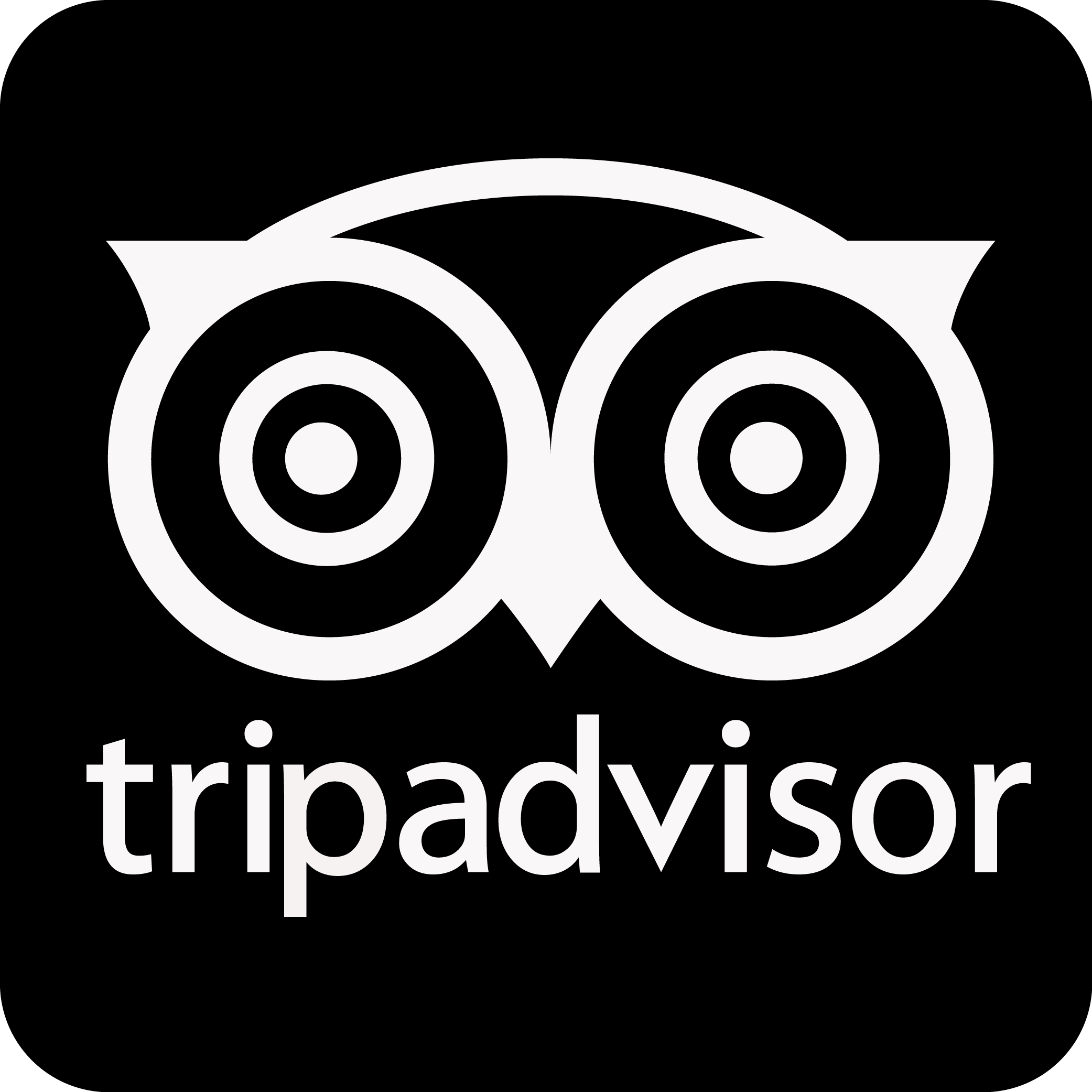 black tripadvisor icon 12017 free icons and png backgrounds