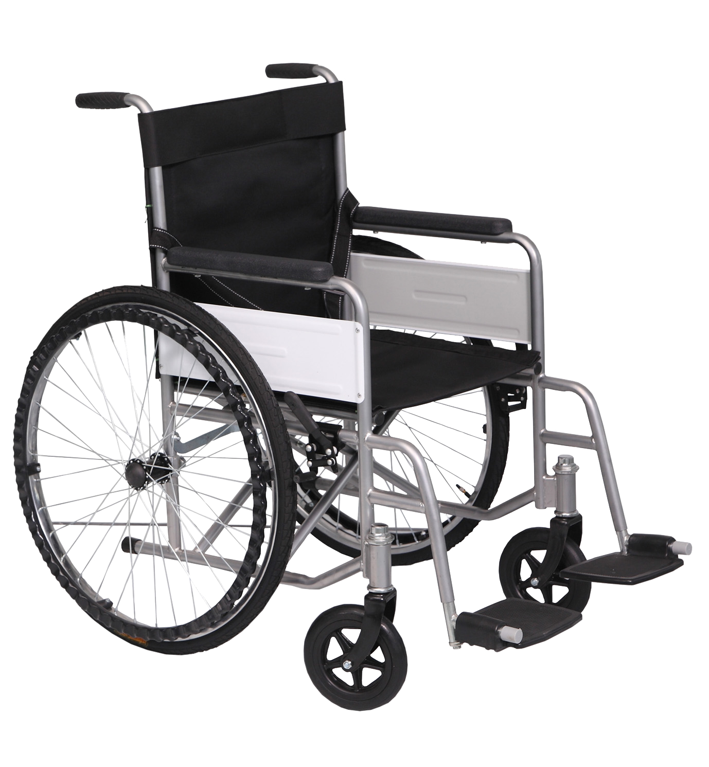 Black Wheelchair Png image #40971