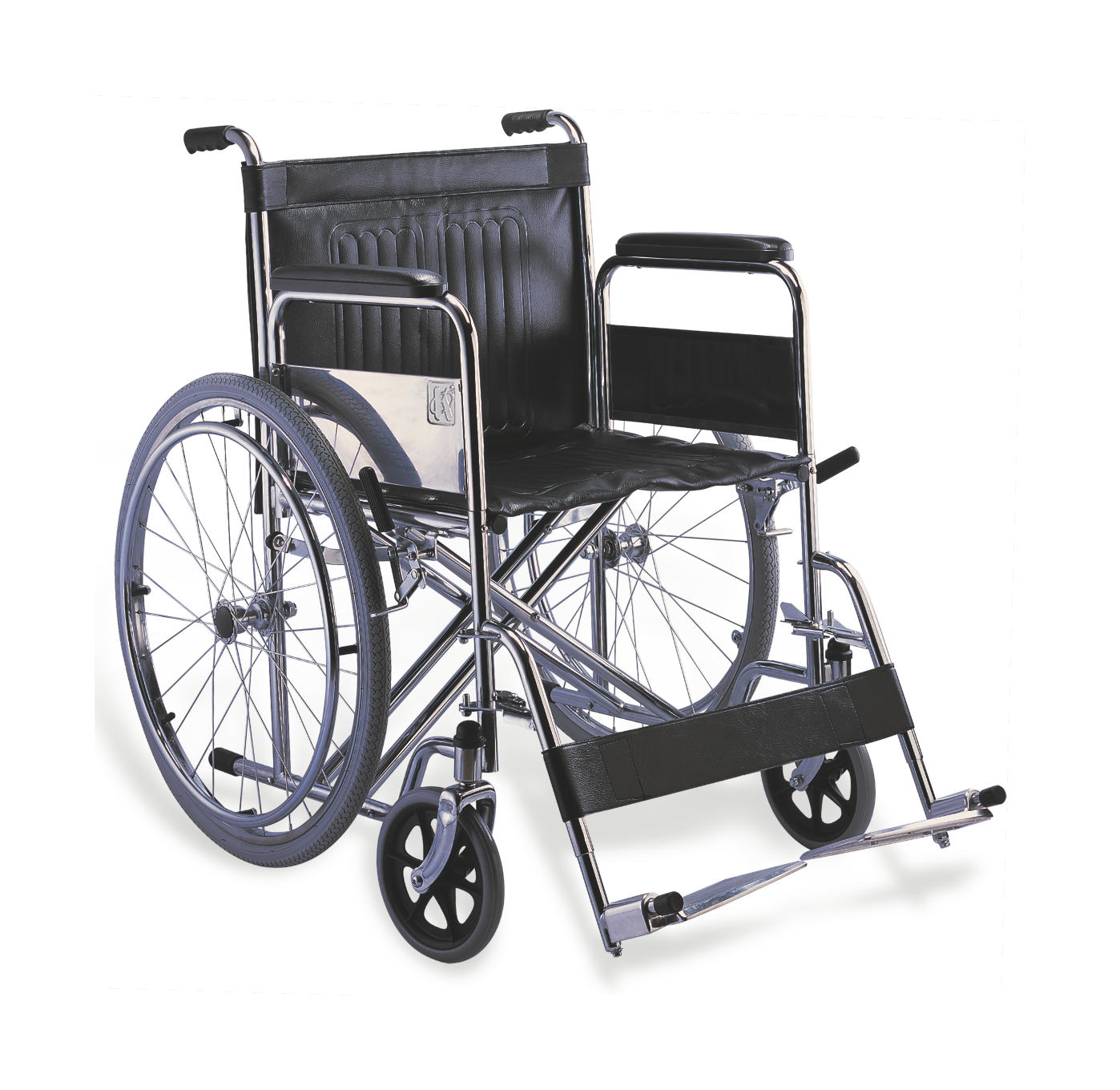 Black Wheelchair Png image #40973