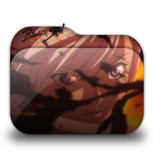 Blade And Soul Folder Icon image #43833