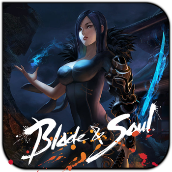 Blade And Soul Game Icon image #43832