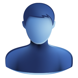 Blank Face Person Icon image #4282