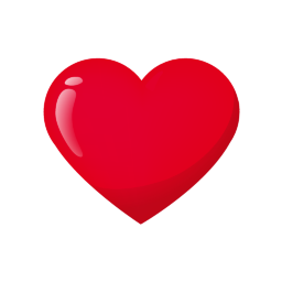 Blank Heart Love Hd Png image #44008