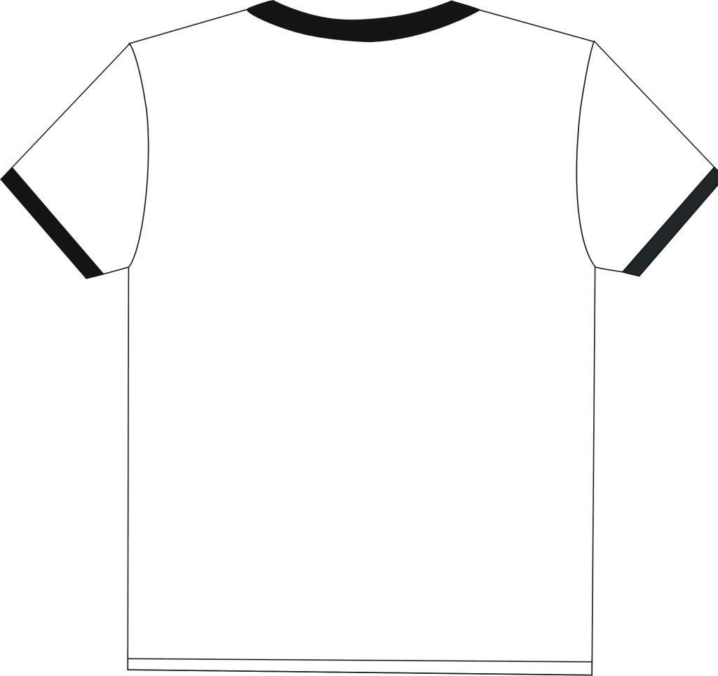 Free Blank T Shirt Download Images Png image #30248