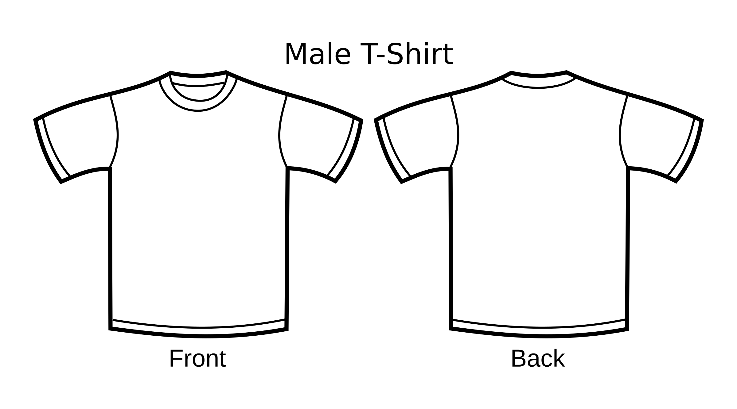 PNG Blank T Shirt HD image #30274