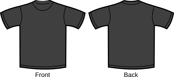 blank t shirt png