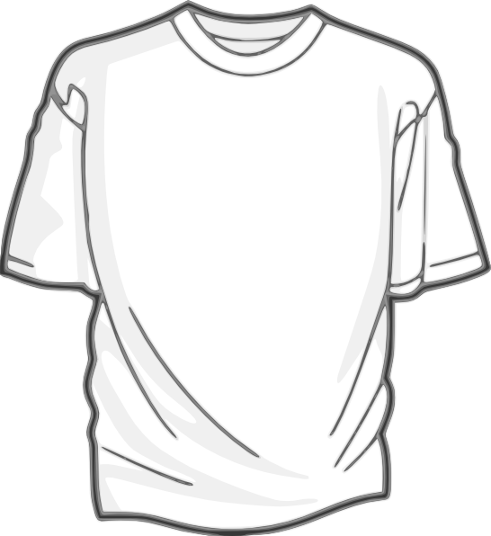 Background Transparent Blank T Shirt image #30253