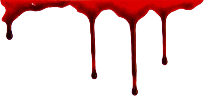 Blood Drip Photo PNG