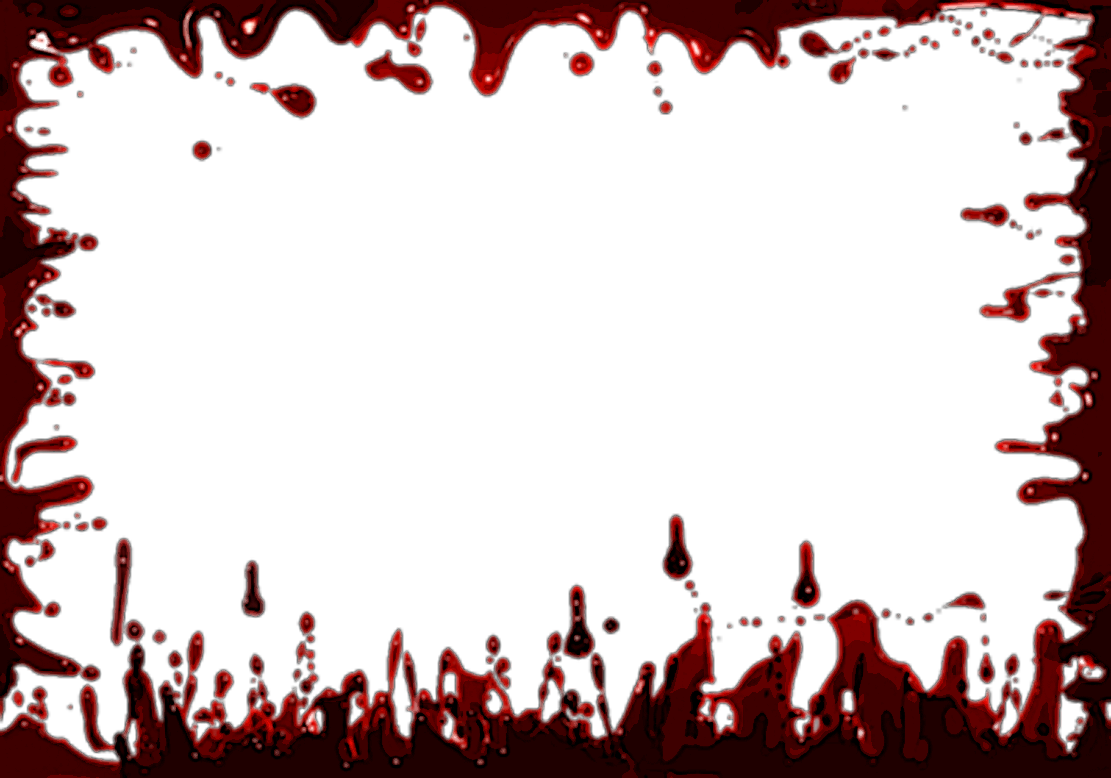 blood frame background png