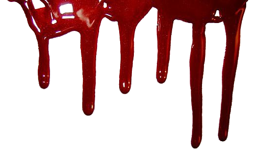 Blood Drops Png 522x306, Blood HD PNG Download