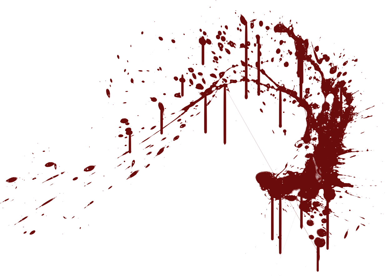 Blood Spatter Png Transparent image #44478