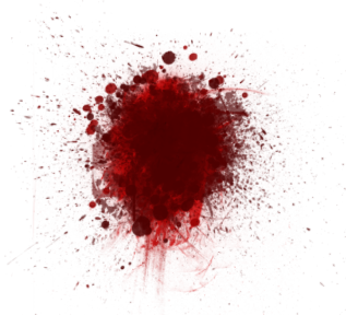 Blood Splatter, Splash Zombie Png
