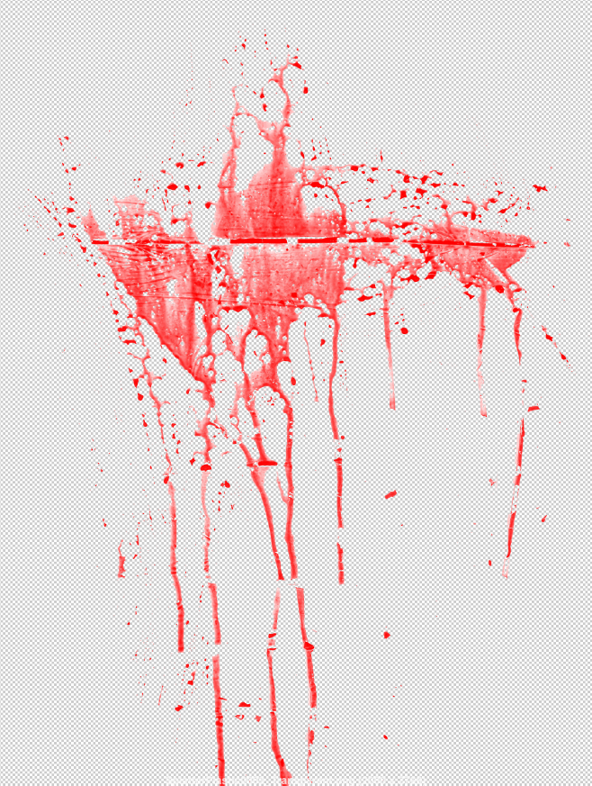 Blood Transparent image #37984