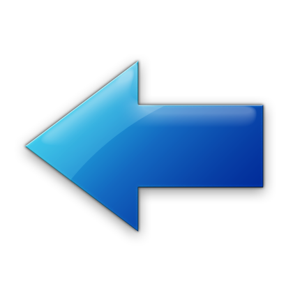 Background Transparent Blue Arrow