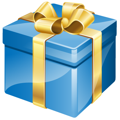 Blue, Birthday Gift Png image #39915