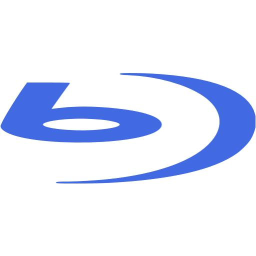 Blue Blu Ray Icon image #11748