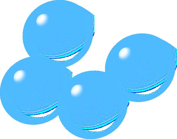 blue bubbles png
