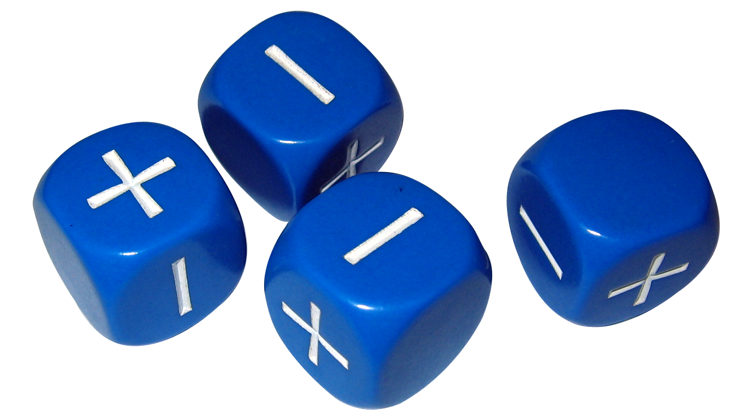 Blue Dice Png image #27669