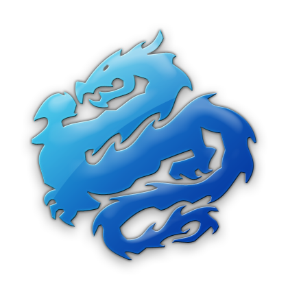 Blue Dragon Icon image #35564