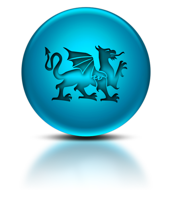 Blue Dragon Icon image #35552