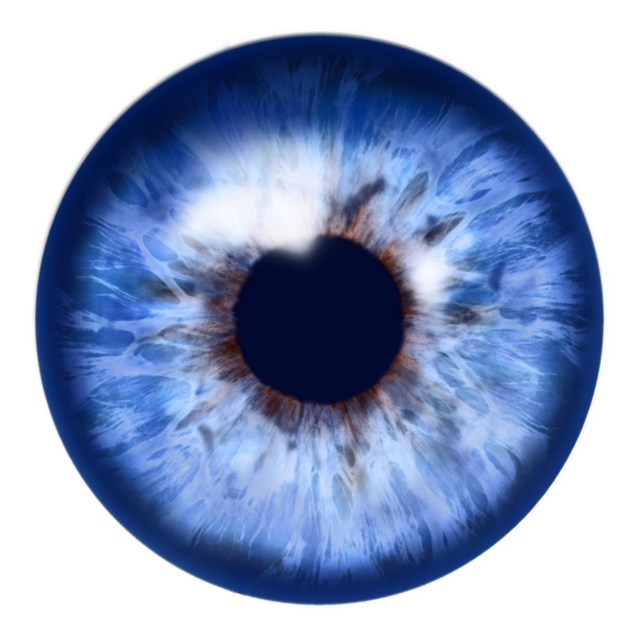 Blue Eye 3B PNG image #42303
