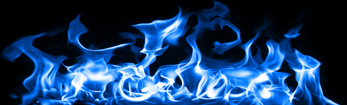 Blue Flames Download Picture image #34519