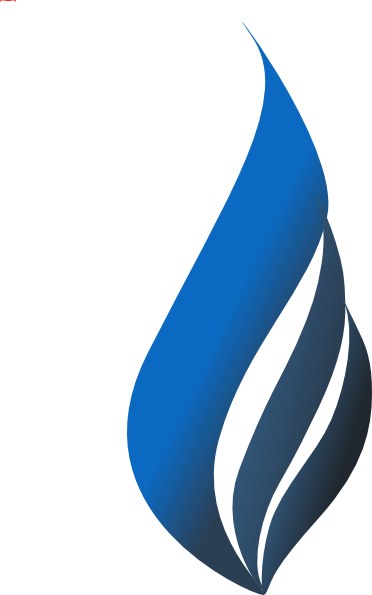 Hd Background Blue Flames Transparent Png image #34534