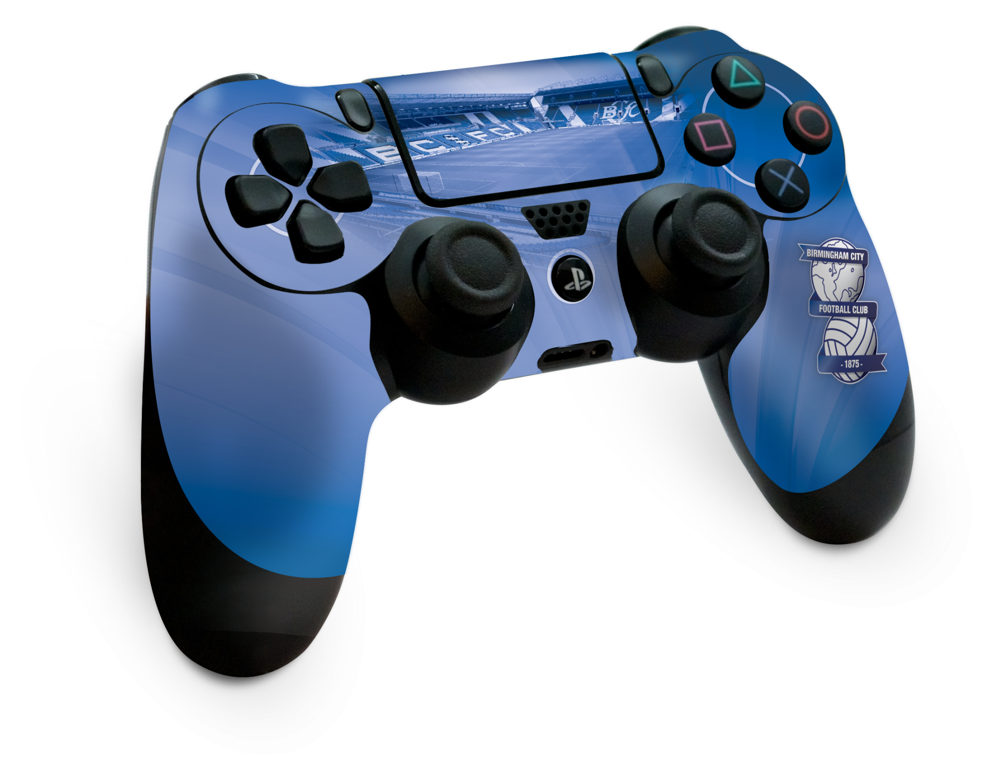 Blue Ps4 Controller Png