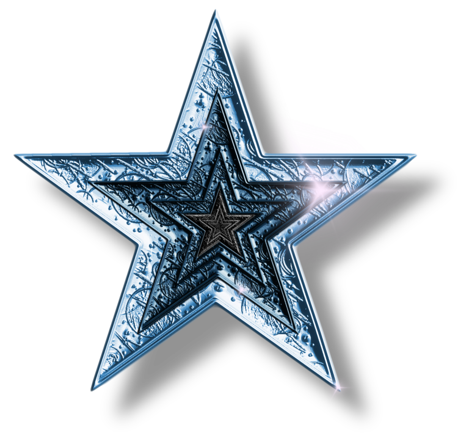 Blue Star PNG By JSSanDA On DeviantArt image #647