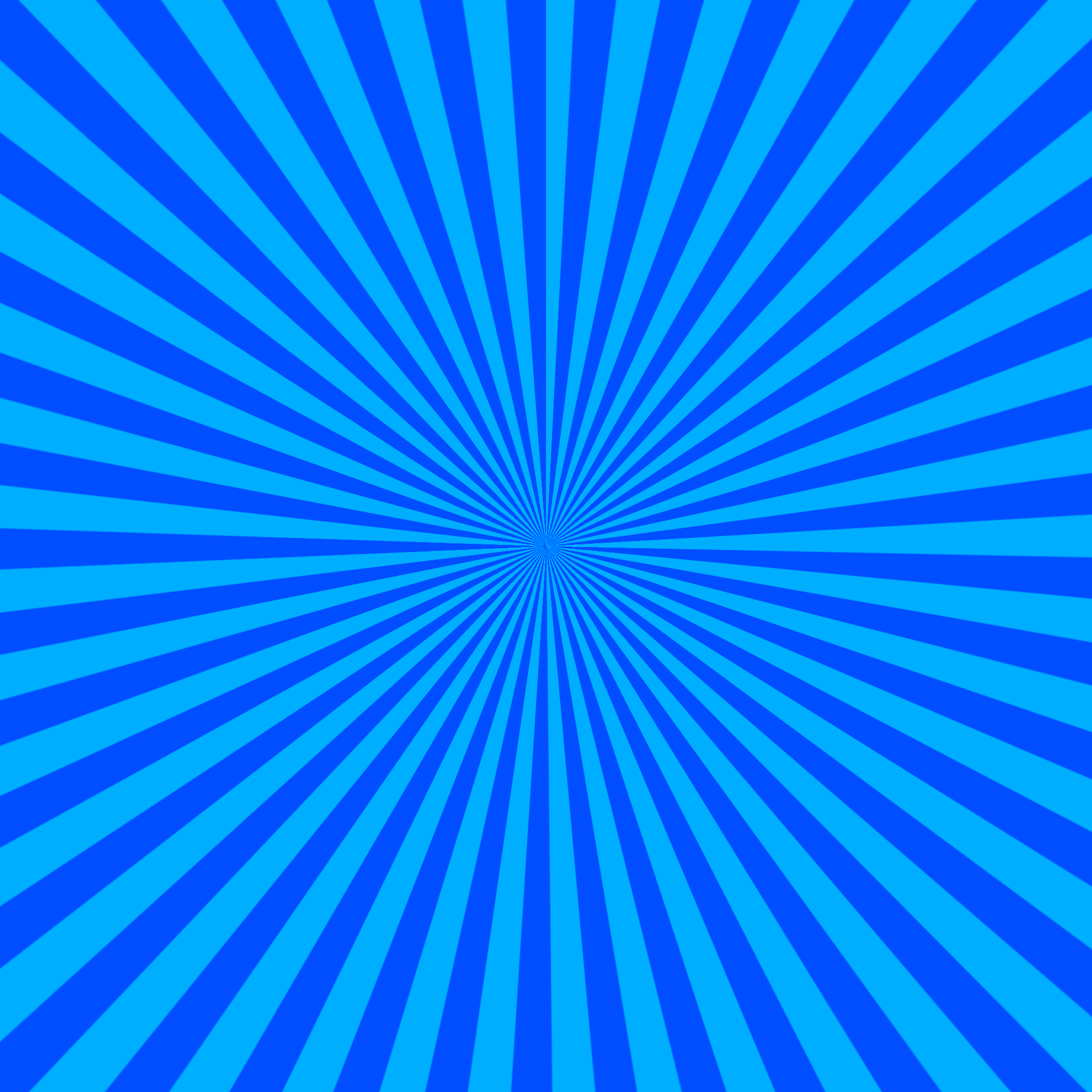 Blue Sunburst Photoshop Background Png image #24705