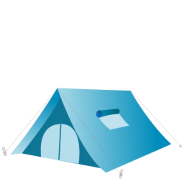 Blue Tent download tent PNG images