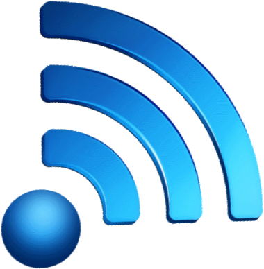 Blue Wireless Icon Png 11953 Free Icons And Png Backgrounds