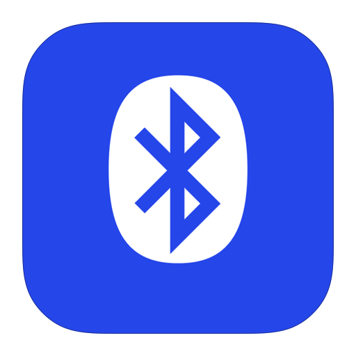 Icon Vector Bluetooth image #31999