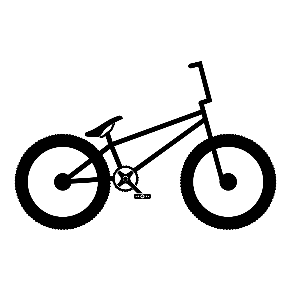 Bmx Icons No Attribution image #23591