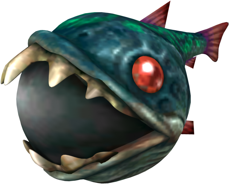 Bomb Fish  Water Png image #3926