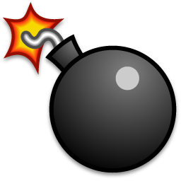 Bomb Icon Png image #28185