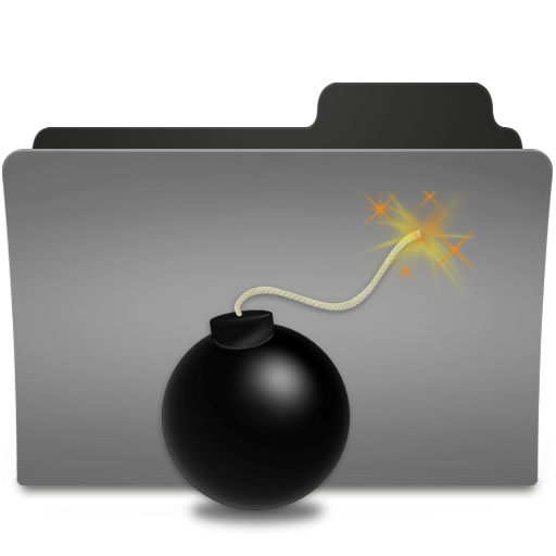 Png Bomb Simple image #28198